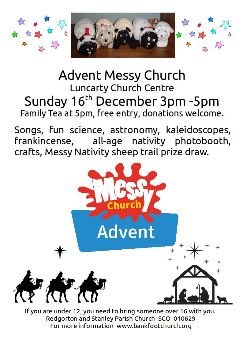 Advent messy Church posterDec version