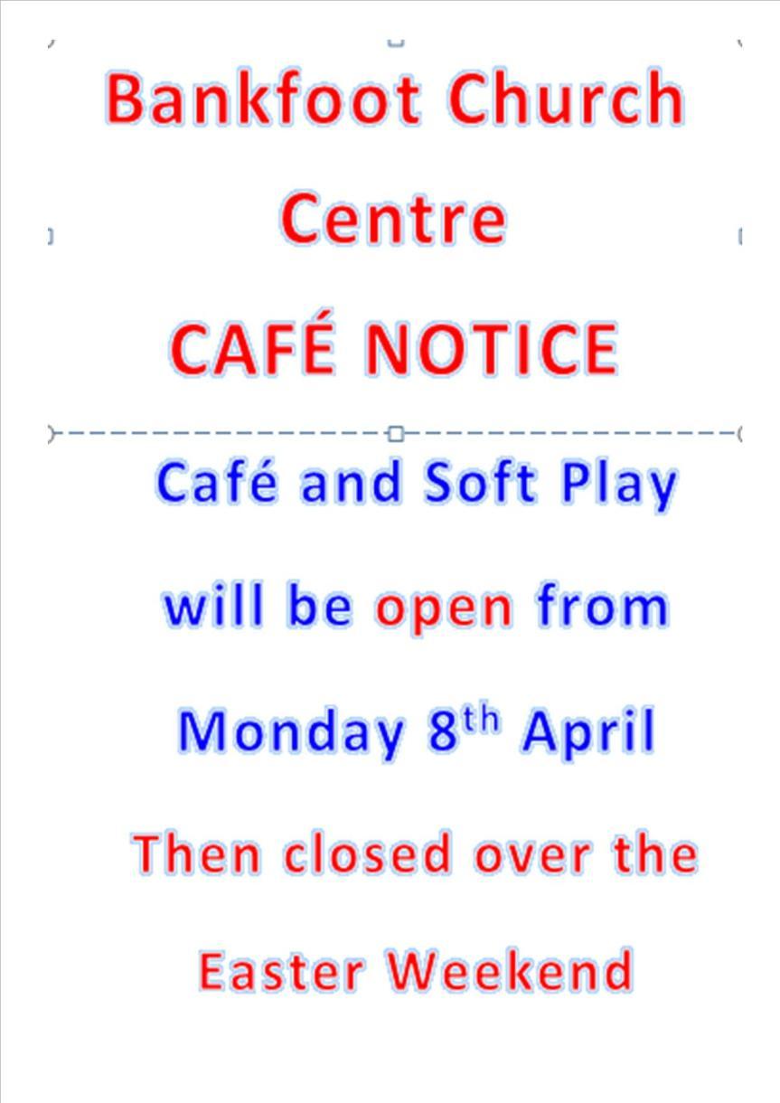 cafe easter 2019