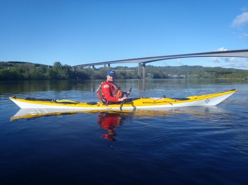 Christian Aid Kayak