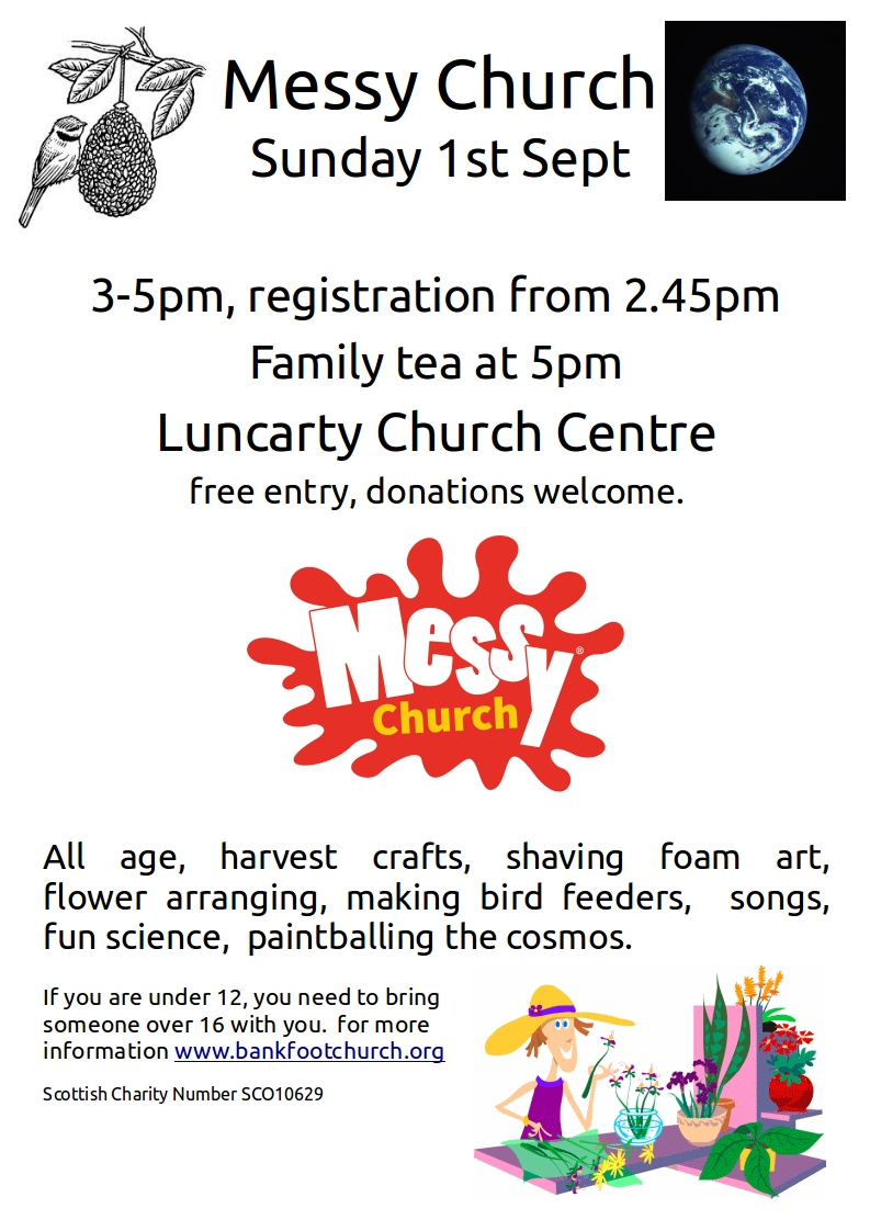 Messy Church flier Sept 2019v2