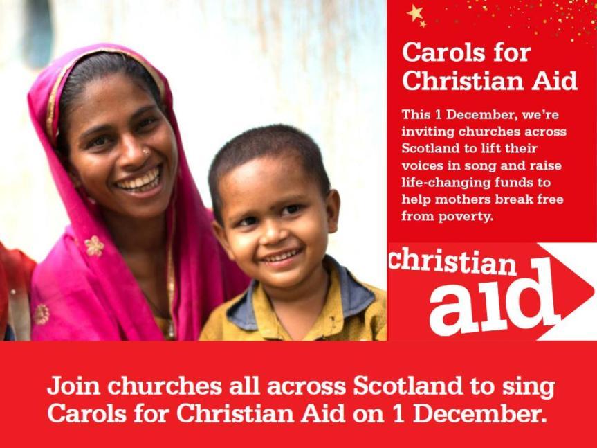 Carol for ChristianAid