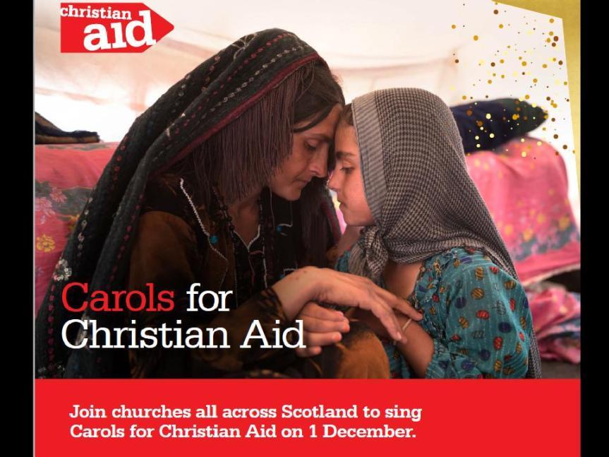 2Christian AID Carol Service