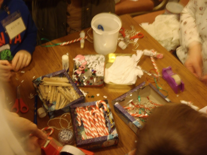 Advent Messy Church Activities