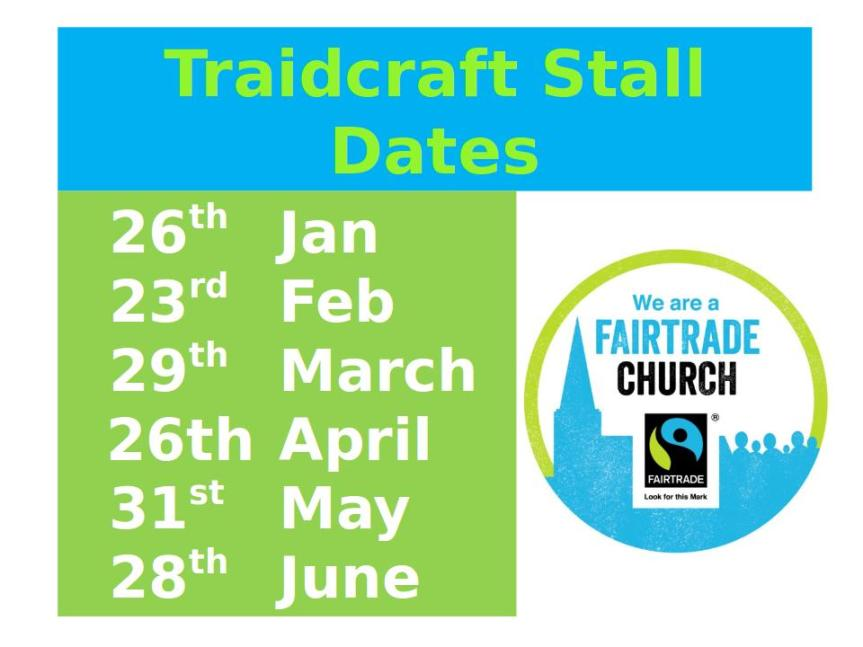 traidcraft dates fiers2020